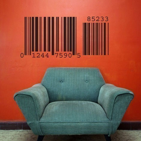 Barcode fun - show stopper!