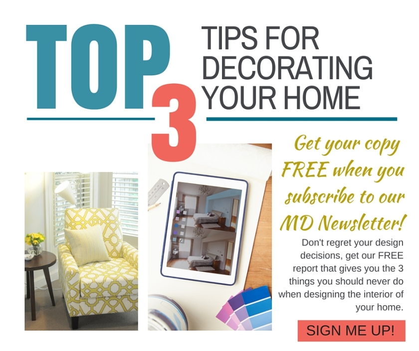 Top 3 tips for decorating your home (2)