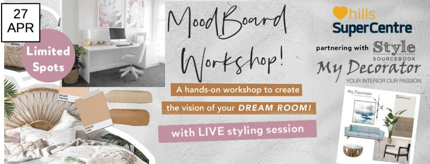 Moodboard Workshop